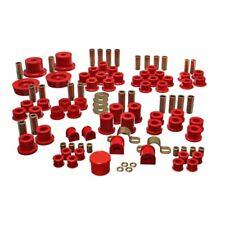 Energy Suspension 11.18102R Hyper-Flex System; Red For 90-05 Mazda Miata NEW