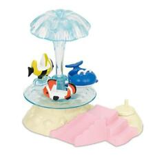 Calico Critters Merry Go Round Seaside Kids Toy Play Set Toddler Gift New