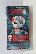 Marvel Punisher Guts and Gunpowder Trading Cards NIB