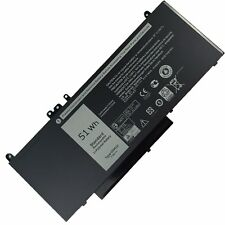Battery For Dell Latitude E5470 E5570 7V69Y TXF9M 79VRK GMT4T R9XM9 WYJC2 1KY05