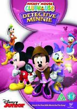Mickey Mouse Clubhouse: Detective Minnie [DVD] By Mickey Mouse Clubhouse.