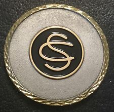 Officer Candidate School OSC Hall Of Honor Standards No Compromise Coin Medal