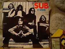 SUB In Concert LP/1970 Germany/Heavy Psych/Vanilla Fudge/Traffic/Soft Machine