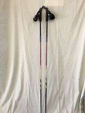 Cross Country Ski Poles - 157.5cm - Freedom Gold - Made in USA! Demos For Sale.