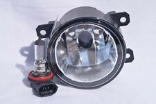 Glass Lens One Fog Driving Light Lamp for 2015 2016 Jeep Renegade RH=LH
