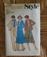 Style Female Sewing Patterns Vintage