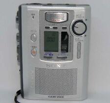 Sony Tcm-900 Cassette tape recorder tested working good Black F/S Vintage