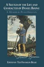 Sketch of the Life and Character of Daniel Boone, A-ExLibrary