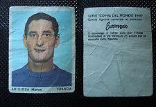 ***COPPA DEL MONDO 1966*** ED. FERRERO - ARTELESA FRANCIA !!!