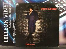 Philip Lynott Solo In Soho LP Album Vinyl Record 9102038 A1/B1 Rock 80's