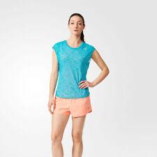 Abbigliamento sportivo da donna manica corti marca adidas
