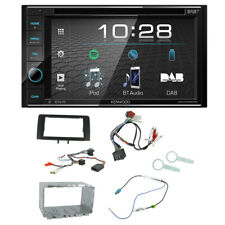 "Audi A3 2003> 6.2"" DVD Screen Bluetooth DAB+ iPhone Androd Stereo BNIB"