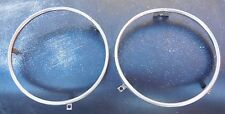 1968 1969 1970 1971 Ford Torino GT Cobra Ranchero Headlight Rings OEM