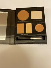 LAURA MERCIER  FLAWLESS FACE BOOK PORTABLE COMPLEXION PALETTE - SHADE TAN