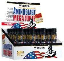 (75,18€/l ) Weider Amino Blast Mega Forte 20 Ampullen Aminosäuren