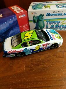 #5 Terry Labonte Kellogg's  Monsters, INC 2001 Action 1:24