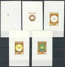 Tunesien 40 Jahre Landwirtschaftsorganisation der UN Phasendruck I 1986 Mi 1133