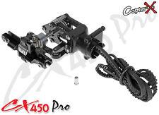 CopterX Spare Part CX450PRO-02-15B V4 Metal Tail Rotor Set 450 PRO
