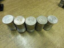 Deutsches Reich , 10 x 5 RM Mark Silber , J.360 , Investment / Anlegerposten