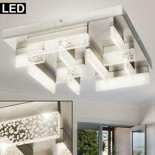 12 Watt LED Deckenleuchte Arbeitszimmerlampe Sternen Effekt Dekor D 29,6 cm IP20