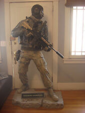 """Call Of Duty: Modern Warfare 2 Ghost 6' 5"""" Statue Oxmox Limited to 50"""