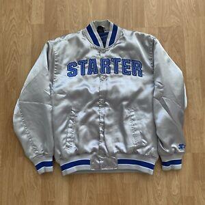 Starter Tony Romo #9 Satin Jacket Size Men's Medium