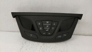 2016-2018 Buick Envision Ac Heater Climate Control 84015309|84375285 135005