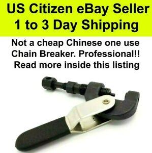 MotoTool Pro Professional Motorcycle Chain Breaker Size 428 520 525 530 Splitter