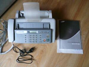SAMSUNG SF-360 FAXGERÄT FAX mit Telefon RARITÄT