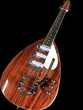 BEAUTIFUL NEW 12 STRING ELECTRIC GUITAR-WITH BIGSBY STYLE TREM
