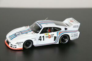 Porsche 935 N°41 Le Mans 1977 spark 1/43