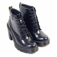 Dr. Martens High (3-4.5 in.) Lace Up Shoes for Women