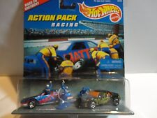 Hot Wheels Racing Action Pack Set