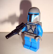 LEGO MINIFIG PERSONNAGE STAR WARS - MANDALORIAN SET 7914 9525 66378  (4,5x2,5cm)