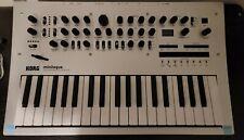 Korg Minilogue 4-Voice Analog Synthesizer lightly used free shipping
