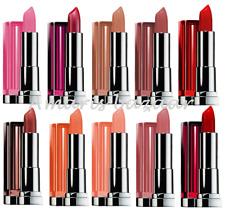 Maybelline Color Sensational Lipstick Assorted Shades Choose Below New