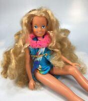 "1987 Island Fun SKIPPER 9.5"" Doll Sarong & Lei"