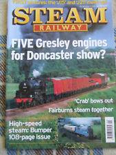 July Steam Railway Rail Transportation Magazines