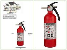 Kidde 5 B:C Fire Extinguisher Home Car Truck Dry Chemical Auto Garage Kitchen