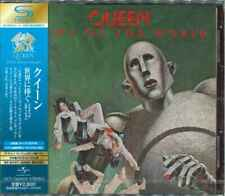 "QUEEN ""News Of The World"" CD-Album (Japan Press with OBI)"
