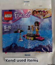 LEGO FRIENDS 30205 Popster rode loper polybag NIEUW NEW SEALED popstar