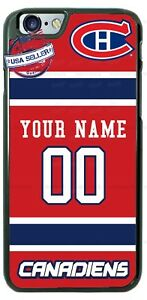 CUSTOMIZE MONTREAL CANADIENS PHONE CASE COVER FOR iPHONE SAMSUNG LG Google