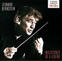 Leonard Bernstein - Milestones of a Legend [CD]
