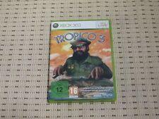 Tropico 3 per XBOX 360 xbox360 * OVP *