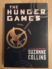 The Hunger Games by Suzanne Collins Hardcover First Edition First Printing 1st