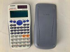 Casio fx-300Es Plus Scientific Calculator Battery Solar Operated Natural Display