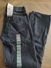 BOYS LEVIS 514 SLIM Fit Straight Leg Jeans Sz 20 Regular 30x30 NWT NEW
