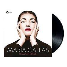 Maria Callas Remastered - Callas Remastered Vinyl LP, New Music