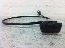 JDM NISSAN SKYLINE R34 GTR GTT HOOD / BONNET RELEASE CABLE AND LEVER OEM USED