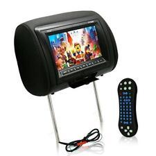 "Pyle 7"" Car Headrest Mount, DVD Player Black (PL73DBK)"
